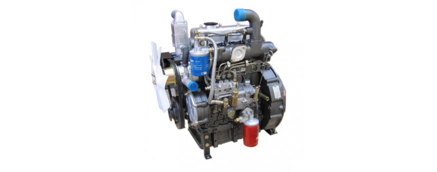 Двигатель LL380