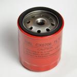 Фильтр топливный CX0706, d-14 mm Dongfeng 244, Foton 244, Jinma 244, ДТЗ 244