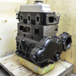 Двигатель KM385BT Донг фенг, Фотон, Синтай, Джинма (Без навесного)